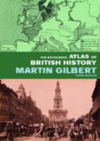 The Routledge Atlas of British History - Routledge Historical Atlases (Paperback)