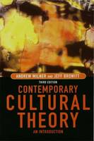 Contemporary Cultural Theory: An Introduction (Hardback)