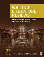 Writing Literature Reviews: A Guide for Students of the Social and Behavioral Sciences (Paperback)