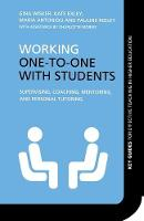 Working One-to-One with Students: Supervising, Coaching, Mentoring, and Personal Tutoring - Key Guides for Effective Teaching in Higher Education (Paperback)