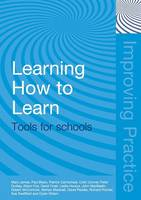 Learning How to Learn: Tools for Schools - Improving Practice TLRP (Paperback)