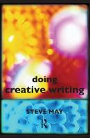 Doing Creative Writing (Paperback)