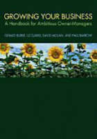 Growing your Business: A Handbook for Ambitious Owner-Managers (Paperback)