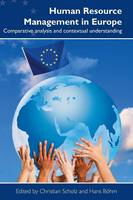 Human Resource Management in Europe (Paperback)