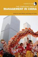 The Changing Face of Management in China - Working in Asia (Paperback)