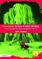 Countdown to Non-Fiction Writing: Step by Step Approach to Writing Techniques for 7-12 Years - Countdown (Paperback)