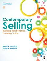 Contemporary Selling: Building Relationships, Creating Value - 4th edition (Paperback)