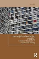 Housing Disadvantaged People?