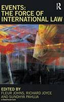 Events: The Force of International Law (Hardback)