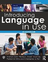 Introducing Language in Use: A Course Book (Paperback)