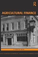 Agricultural Finance - Routledge Textbooks in Environmental and Agricultural Economics (Paperback)