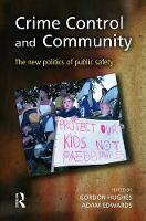 Crime Control and Community (Paperback)