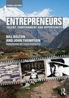 Entrepreneurs: Talent, Temperament and Opportunity (Paperback)