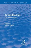 Jeremy Bentham: Ten Critical Essays (Paperback)