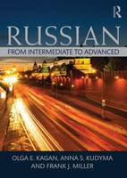 Russian: From Intermediate to Advanced (Paperback)