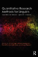 Quantitative Research Methods for Linguists: a questions and answers approach for students (Paperback)