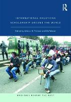 International Relations Scholarship Around the World - Worlding Beyond the West (Paperback)
