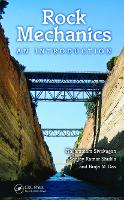 Rock Mechanics: An Introduction (Hardback)