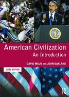 American Civilization: An Introduction (Paperback)