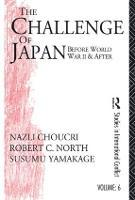 Challenge of Japan Before World War II (Paperback)