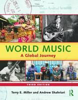 World Music: A Global Journey - Hardback & CD Set Value Pack (Paperback)