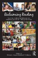 Reclaiming Reading: Teachers, Students, and Researchers Regaining Spaces for Thinking and Action (Paperback)
