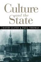 Culture and the State (Paperback)