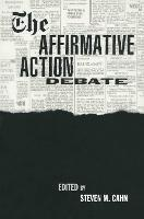 The Affirmative Action Debate (Paperback)