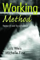 Working Method: Research and Social Justice - Critical Social Thought (Paperback)