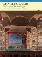 Charles Lamb: Selected Writings - Fyfield Books (Paperback)