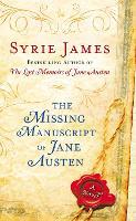 The Missing Manuscript Of Jane Austen (Paperback)