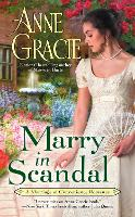 Marry In Scandal (Paperback)