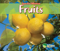 Fruits - Acorn: Spot the Difference (Paperback)