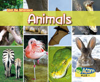 Spot the Difference: Animals - Acorn Plus: Natural Science (Paperback)