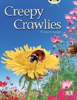 BC NF Green B/1B Creepy Crawlies - BUG CLUB (Paperback)