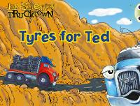 Bug Club Lilac Trucktown: Tyres for Ted 6-pack - BUG CLUB