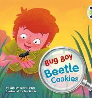 Bug Club Yellow A/1C Bug Boy: Beetle Cookies 6-pack