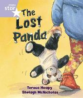 Rigby Star Guided Reception, Lilac Level: The Lost Panda Pupil Book (single) - RIGBY STAR (Paperback)