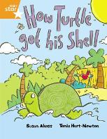 Rigby Star Guided 2 Orange Level, How the Turtle Got His Shell: Rigby Star Guided 2 Orange Level, How the Turtle Got His Shell Pupil Book (single) Pupil Book - RIGBY STAR (Paperback)