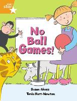 Rigby Star Guided: No Ball Games Orange LEvel Pupil Book (Single) - RIGBY STAR (Paperback)