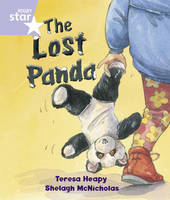 Rigby Star Guided Reception/P1 Lilac Level: The Lost Panda (6 Pack) Framework Edition - RIGBY STAR (Paperback)