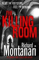 The Killing Room - Byrne and Balzano 6 (Hardback)