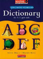 Maths Plus Using Maths Vocabulary: KS2 Maths Dictionary (single) - MATHS PLUS LANGUAGE (Paperback)