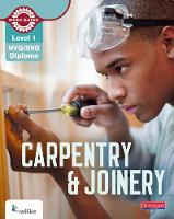 Level 1 NVQ/SVQ Diploma Carpentry and Joinery Candidate Book