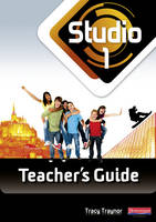 Studio 1 Teacher's Guide and CD-ROM (11-14 French) - Studio 11-14 French