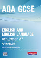 AQA GCSE English/English Language Active Teach BBC Pack: Achieve A* with CDROM - AQA GCSE English, Language, & Literature