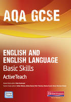 How to improve Basic Skills AQA GCSE English Active Teach BBC Pack with CDROM - AQA GCSE English, Language, & Literature
