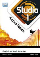 Studio 1 ActiveTeach (11-14 French)CDROM - Studio (CD-ROM)