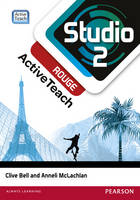 Studio 2 rouge ActiveTeach (11-14 French)CDROM - Studio (CD-ROM)