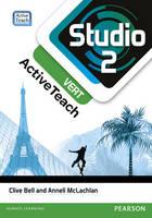 Studio 2 vert Active Teach (11-14 French)CDROM - Studio (CD-ROM)